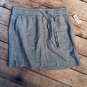 ‼️Old Navy Linen Mini Skirt